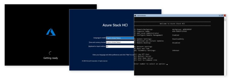 Azure Stack HCI operating system