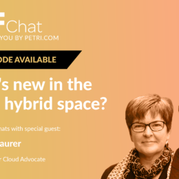 MJFChat Whats New in the Azure Hybrid Space