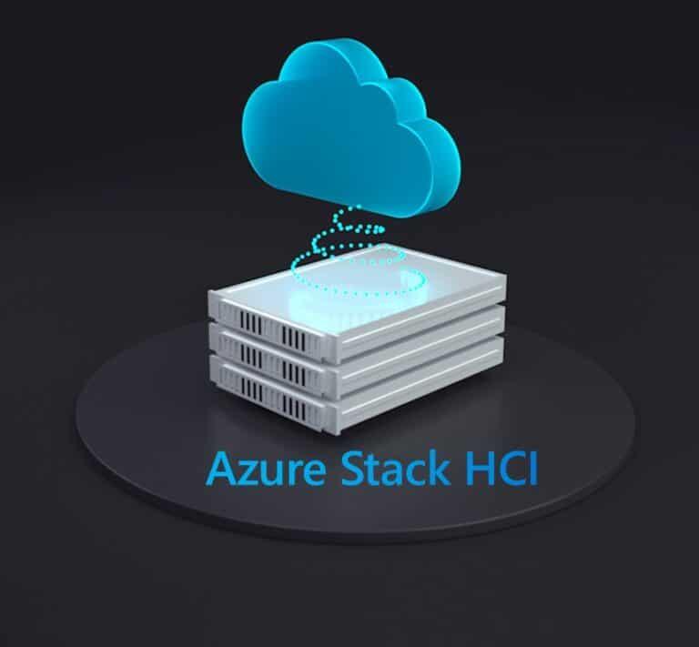 Microsoft Azure Stack HCI version 20H2