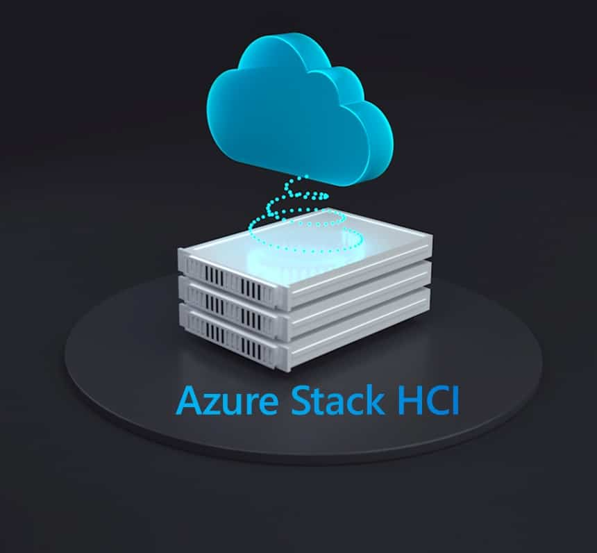 Microsoft Azure Stack HCI version 20H2