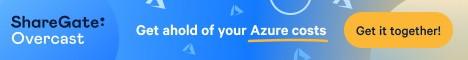 ShareGate Microsoft Azure Cost Management