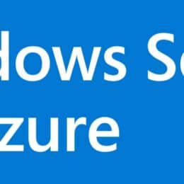 Windows Server on Microsoft Azure