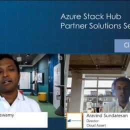 Azure Stack Hub Partner Solutions Series – Cloud Assert