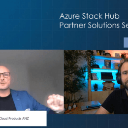 Azure Stack Hub Partner Solutions Series - Datacom
