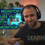 How to monitor an Azure virtual machine with Azure Monitor