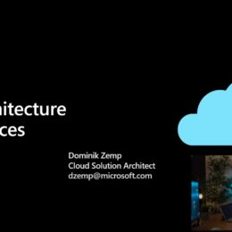 Video Recording Azure Architecture Best Practices