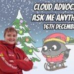 Cloud Advocate AMA Thomas Maurer