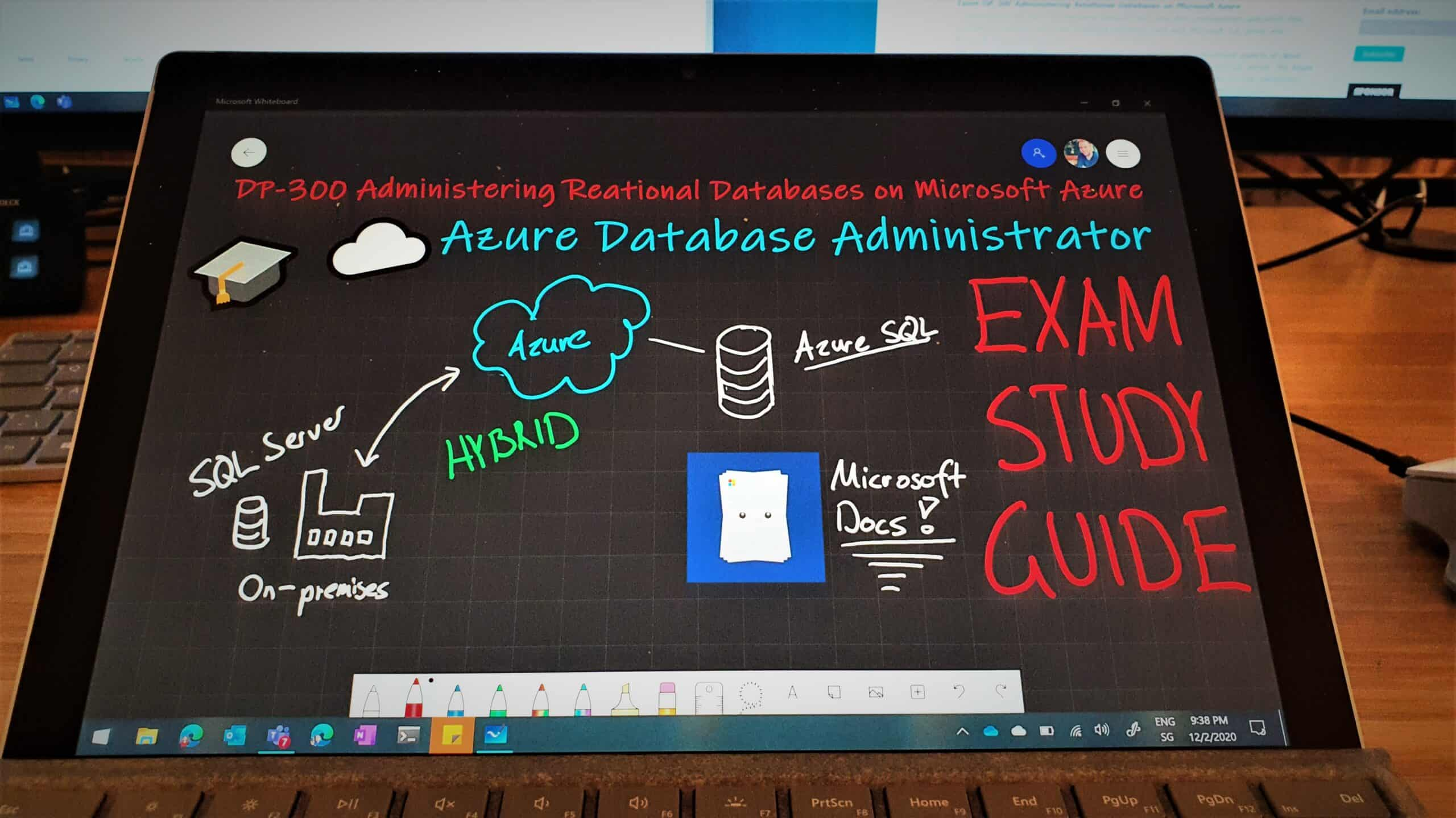 DP-300 Exam Study Guide Microsoft Azure Database Administrator