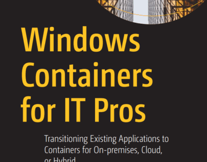 Book Windows Containers for IT Pros