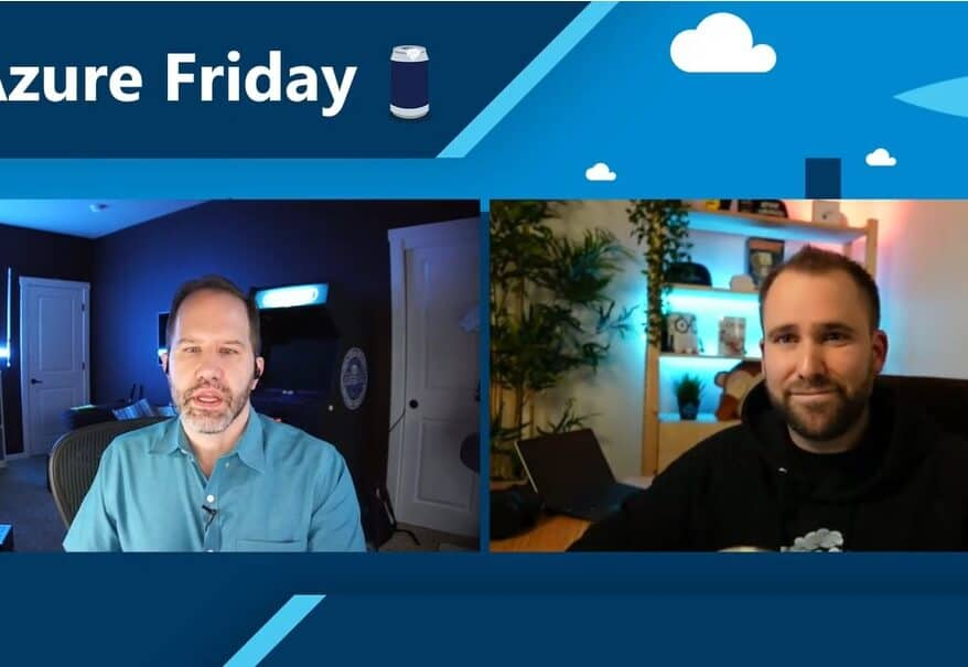 Azure Friday Building modern hybrid applications with Azure Arc and Azure Stack