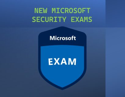 New Microsoft Security Certification Exams