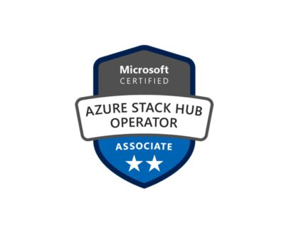 Passed AZ-600 Azure Stack Hub Operator Associate Certification Exam