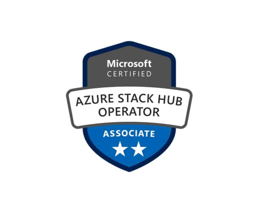 Passed AZ-600 Azure Stack Hub Operator Associate Certification Exam