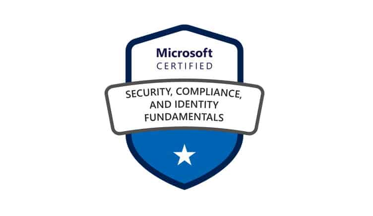 SC-900 security compliance and identity fundamentals