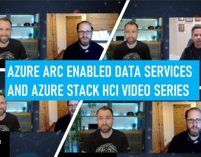 Azure Arc enabled Data services video series