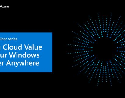 Azure Webinar Series Bring Cloud Value to Your Windows Server Anywhere